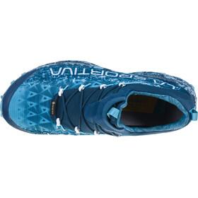 La Sportiva Tempesta GTX Chaussures running Femme, opal/pacific blue